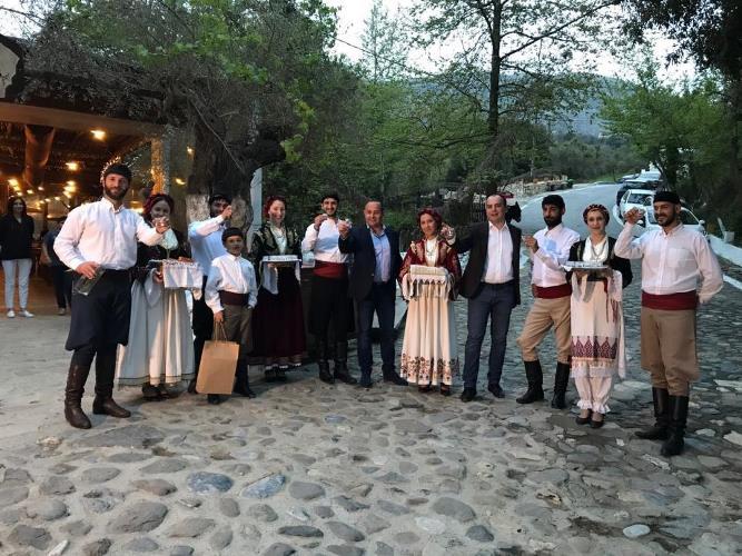 """Съезд участников сети """"Музенидис Тревел"""" на Крите"""