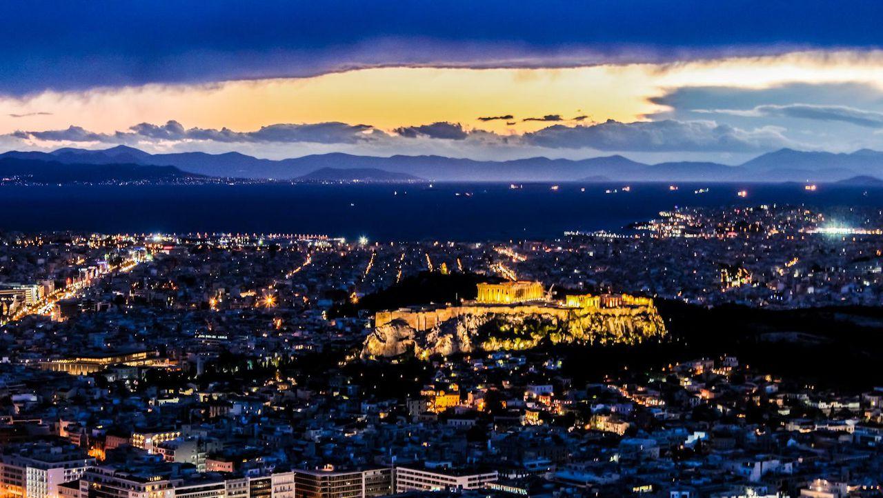 Афины в топ-25 конгрессного туризма