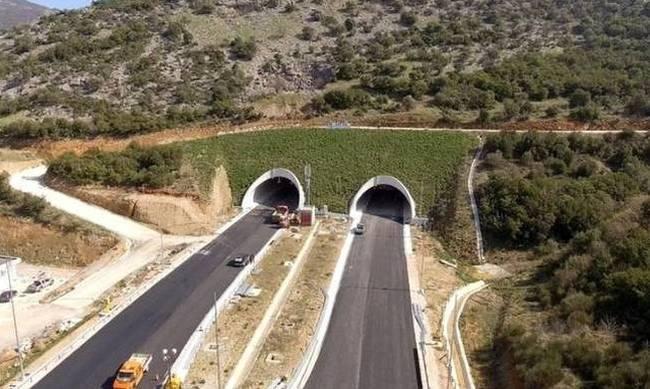 В Греции открылся новый участок национальной трассы Патры-Афины