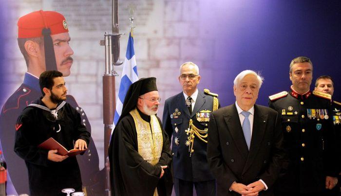 Die Neujahresbotschaften der griechischen Politiker
