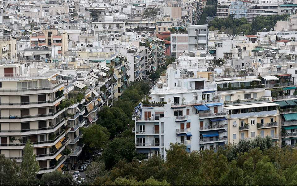 Eurostat: Housing Costs Greeks 4 Times More than European Average