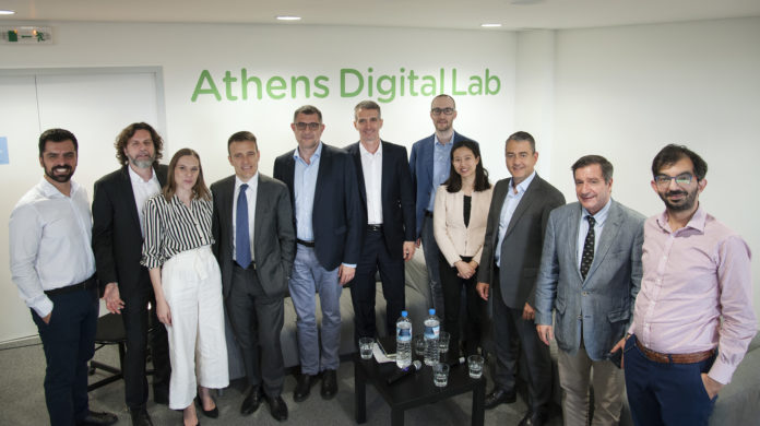 Athens' Digital Lab Aims to Change Greek Capital Through Technology