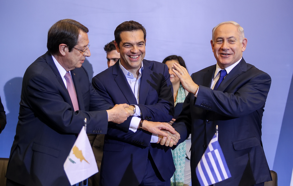 Greece, Israel, and Cyprus will take part in the summit
