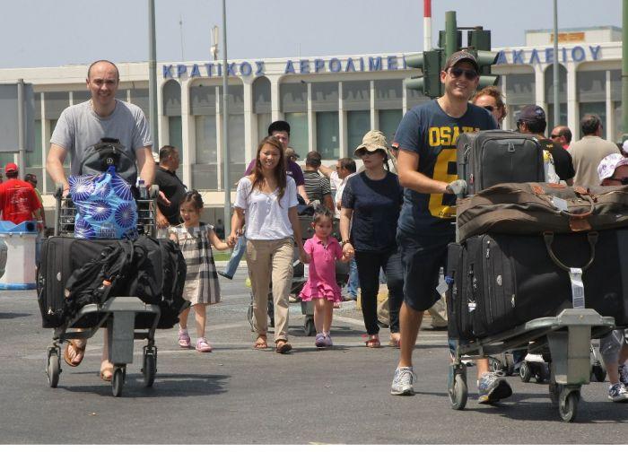 Griechische Flughäfen verzeichnen seit Jahresbeginn deutliche Zuwächse