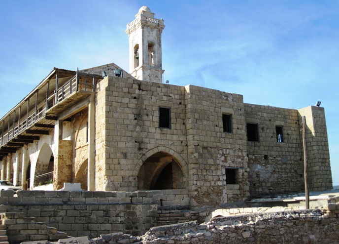 Greek and Turkish Cypriots Work Together in Joint Church Restoration Project