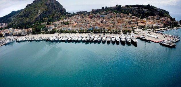 Nafplio Braces for 3rd Annual Luxury Yacht Exhibition in May