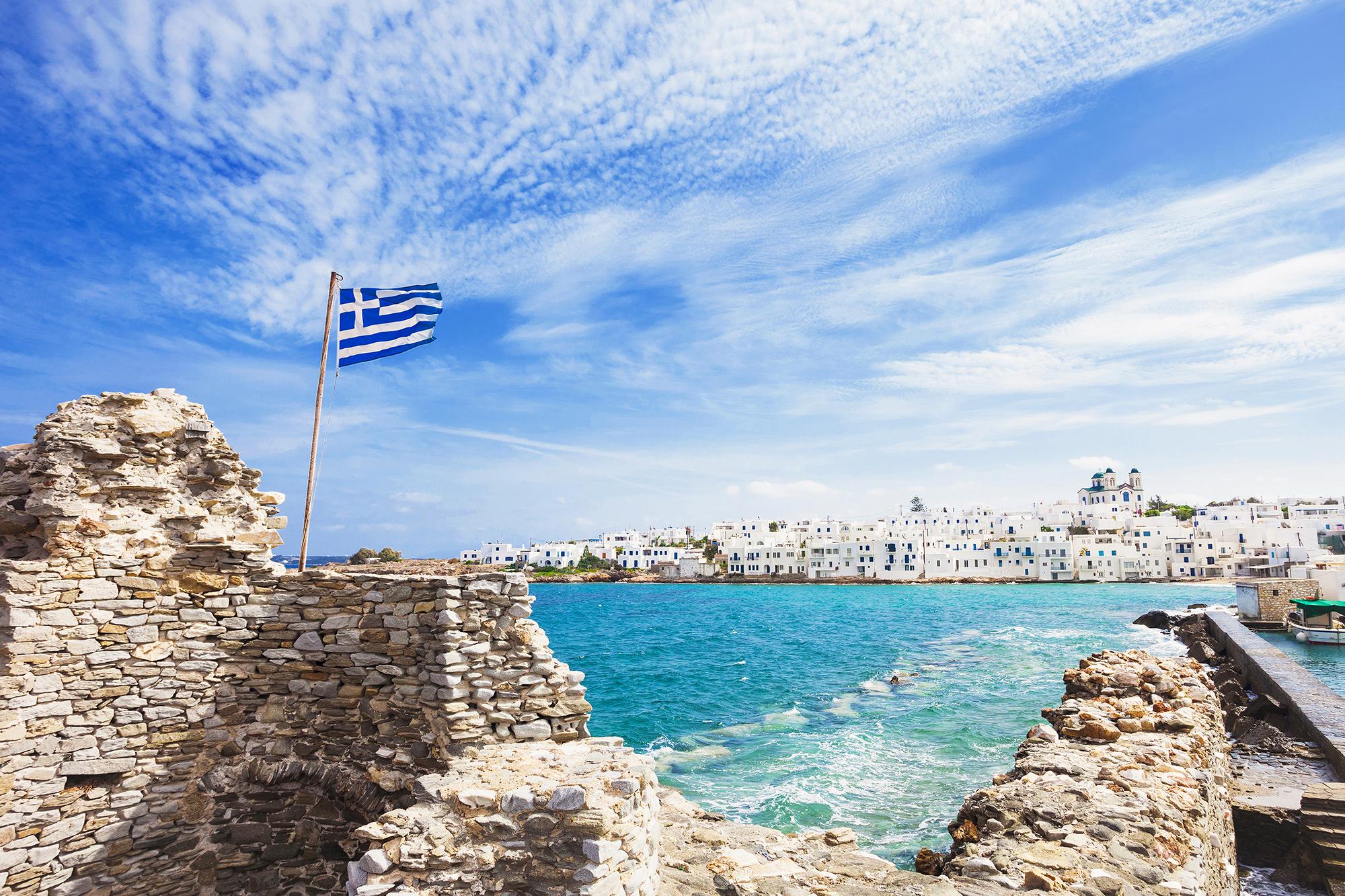 Переваги ППП (ВНЖ) в Греції
