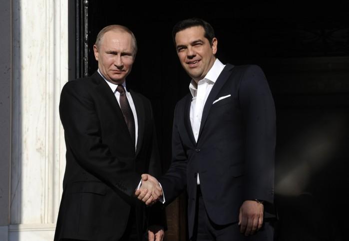 Στρατηγική επιλογή μας η ενίσχυση των ελληνορωσικών σχέσεων