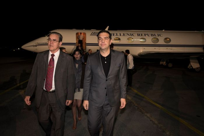 Hasta la victoria siempre: Tsipras hält Trauerrede zum Tode Castros in Havanna