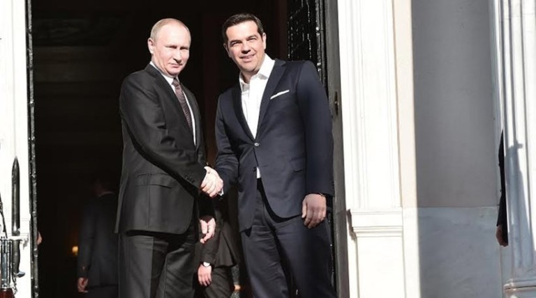 Putin's Visit to Greece Celebrates Shared Moral Values, Strengthened Economic Ties