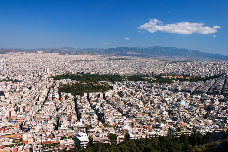Перетворення Афін в 2016 році