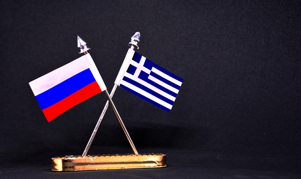 Russia and Greece intend to cooperate in the field of security and sports