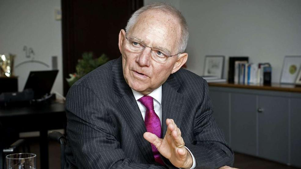 Germany's Schaeuble Proposes ESM Use for Investments in Greece – With a Price