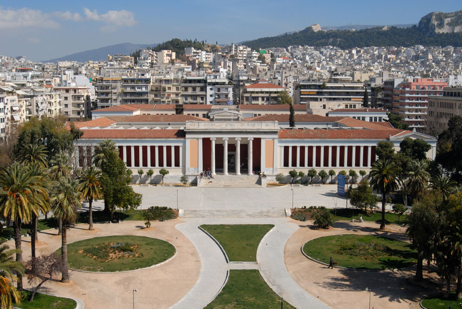 Greek Museum Visitors on the Rise