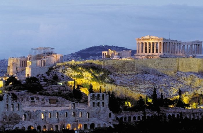 Athens Vies with 12 European Cities for Innovation Award