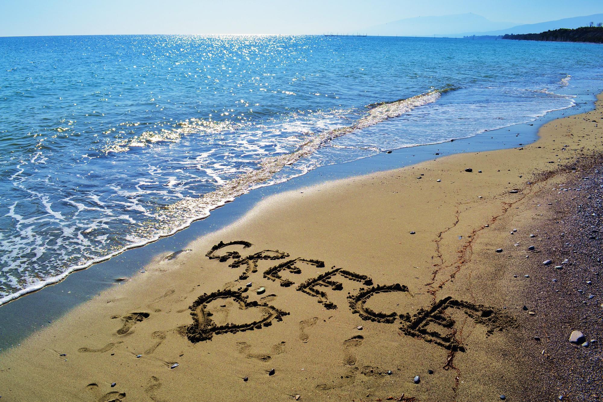 Топ греческих островов для молодоженов