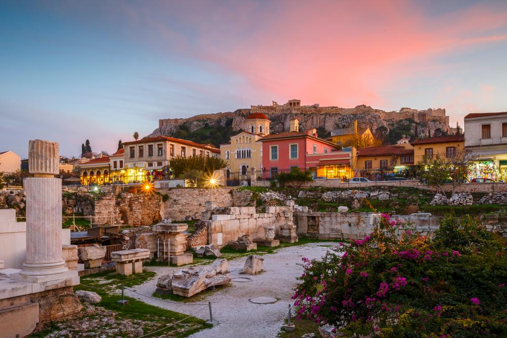 Недвижимость в Афинах привлекает инвесторов