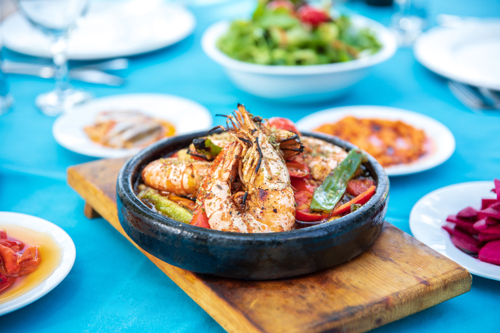 A shortlist of restaurants for a delicious trip to Mykonos