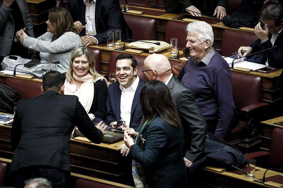 Greek Parliament Approves 2018 Budget After Fierce Debate