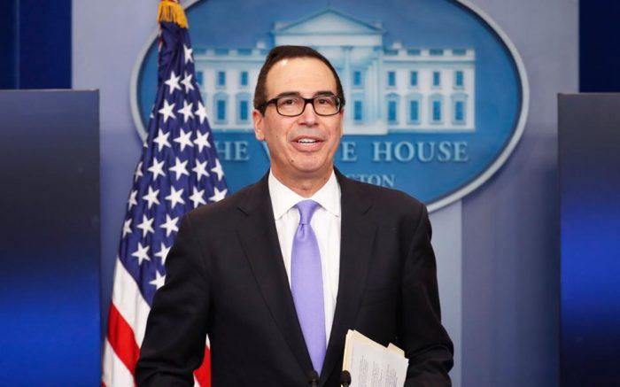 Μνούτσιν: Οι ΗΠΑ συνεχίζουν να ενθαρρύνουν το ΔΝΤ για την Ελλάδα