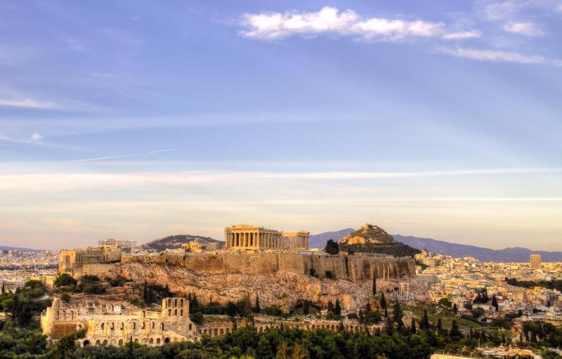Инвестиции в гостиничный бизнес г. Афины