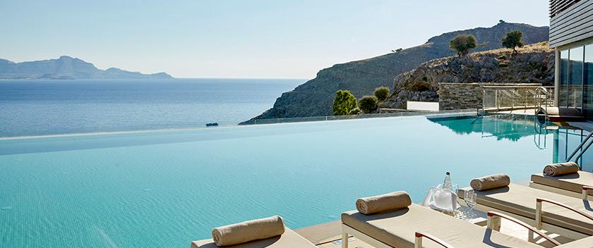 Telegraph Rates Best 3 Greek Beach Holiday Hotels