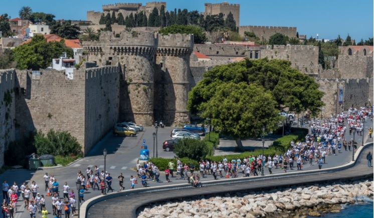 Rhodes Island Sees September's Tourist Arrivals up by 9 Pct