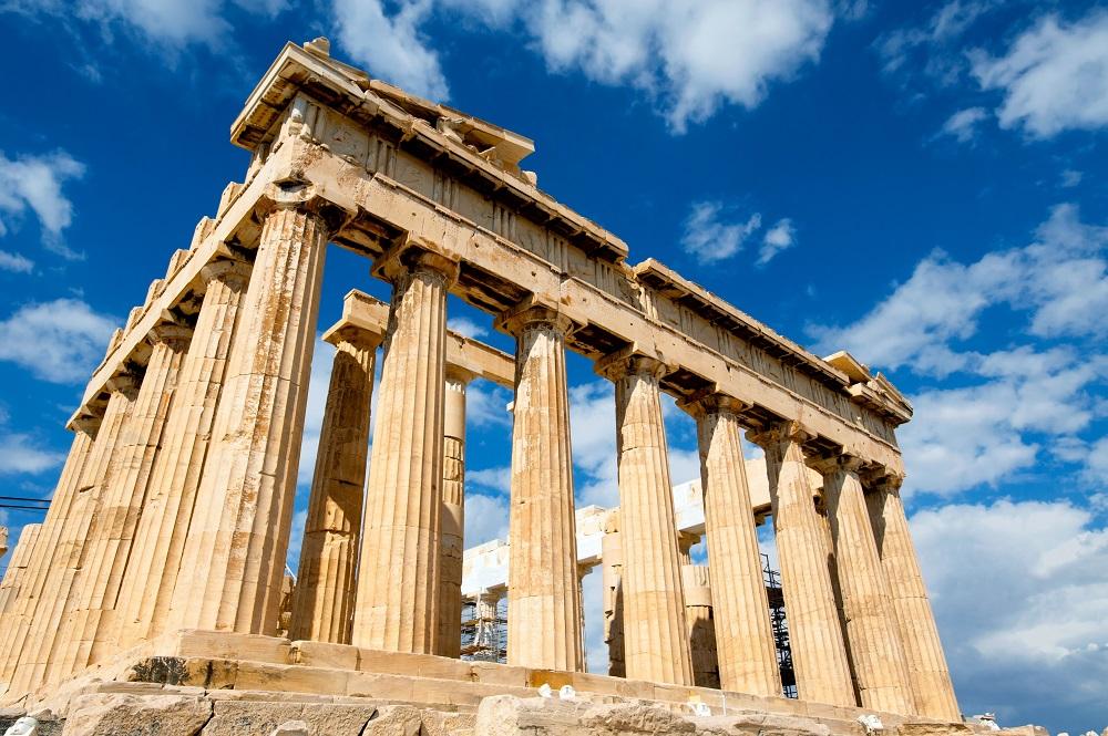 Акція 2018! Тури без зобов'язань за 390 євро в Афіни!