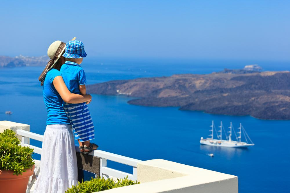Brits Choose Greece as Best Holiday Destination for Families
