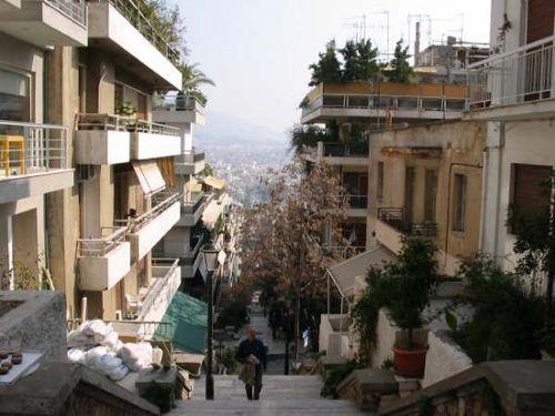 Eurostat: Greece Housing Market Prices Decline April-June Quarter
