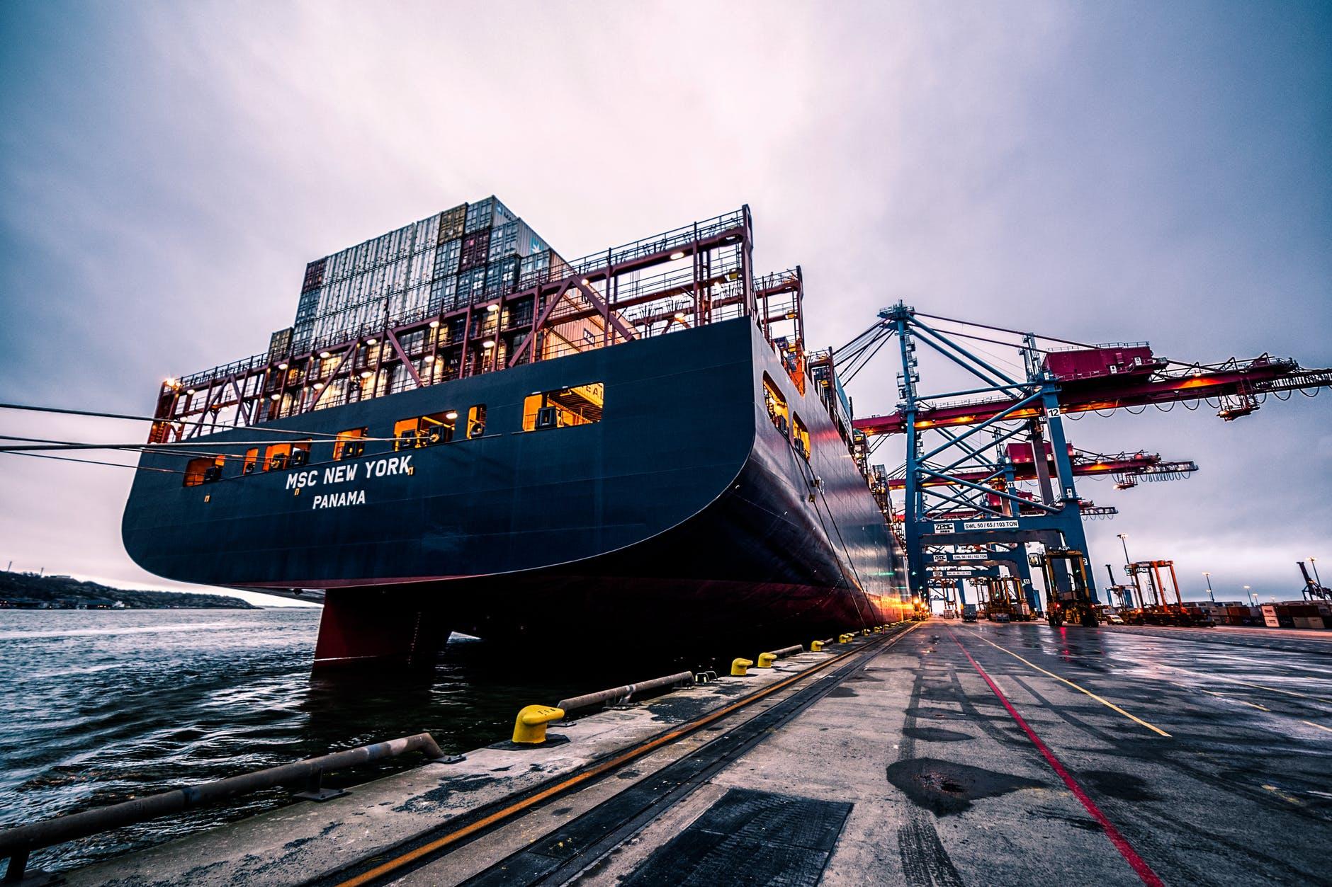 Инвестиции в развитие порта Пирей