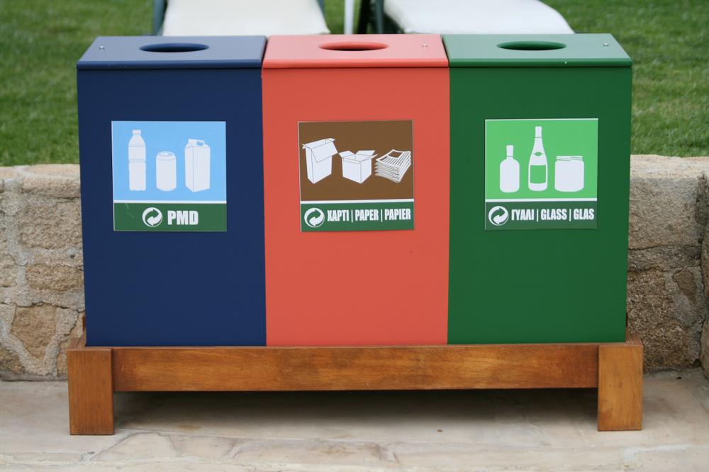 Η Κύπρος δίνει αμοιβή στους πολίτες για ανακύκλωση σκουπιδιών