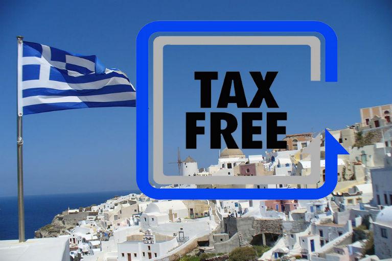 У Греції знижена мінімальна сума для отримання tax free