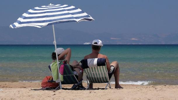 Trotz Krise   Griechenland feiert neuen Touristen-Rekord