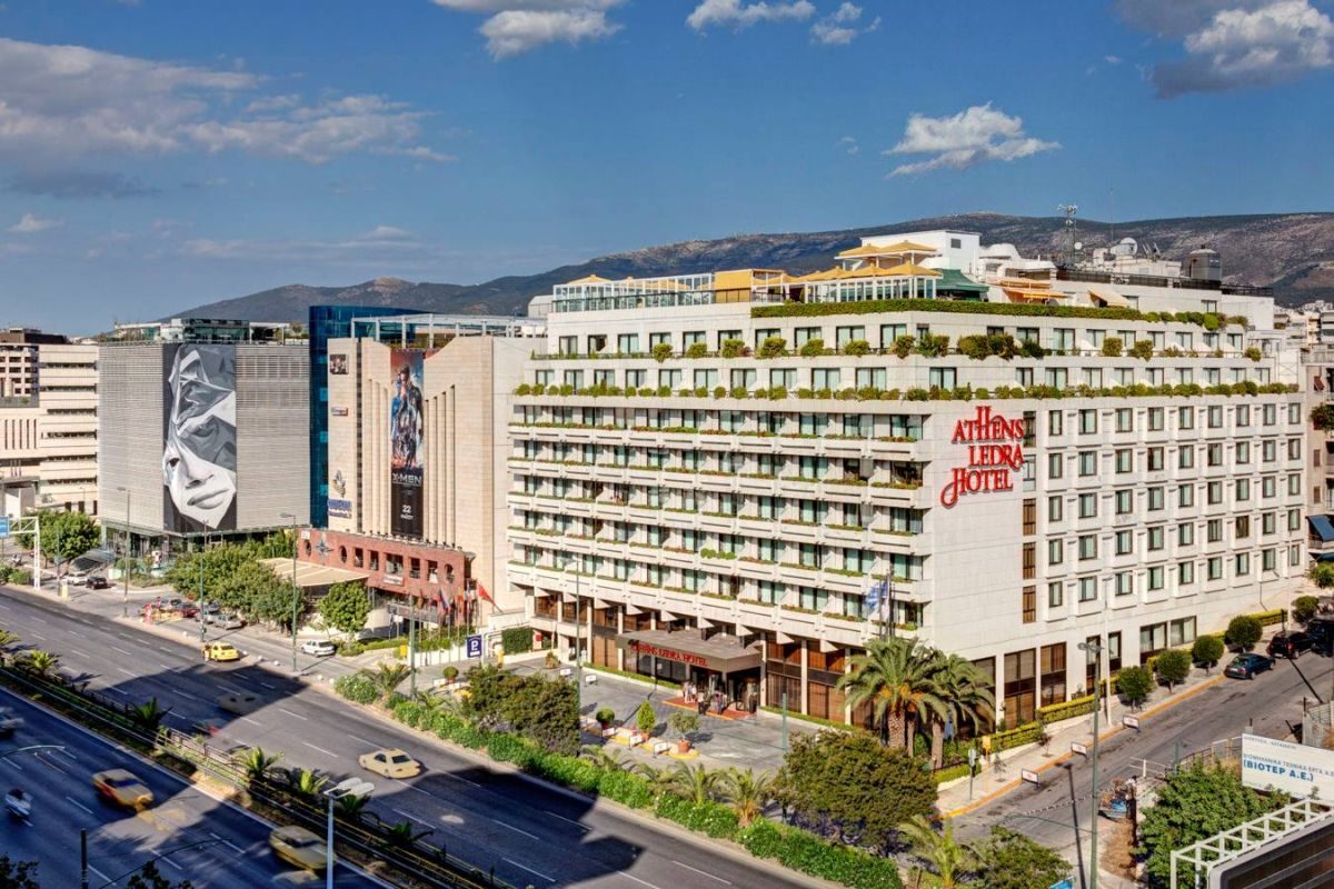 Athens Ledra Hotel Sold to US Real Estate Giant Hines