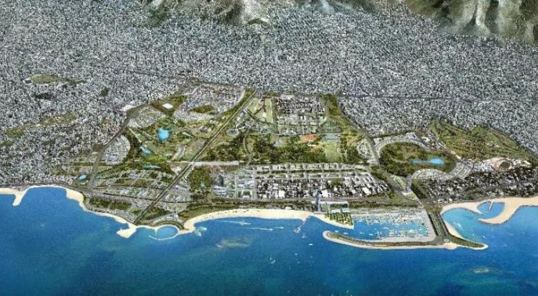 Council of State Gives 'Green Light' for Ellinikon Development Project