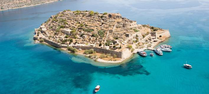 Leper Island of Spinalonga Second Most Visited Site in Greece's Crete