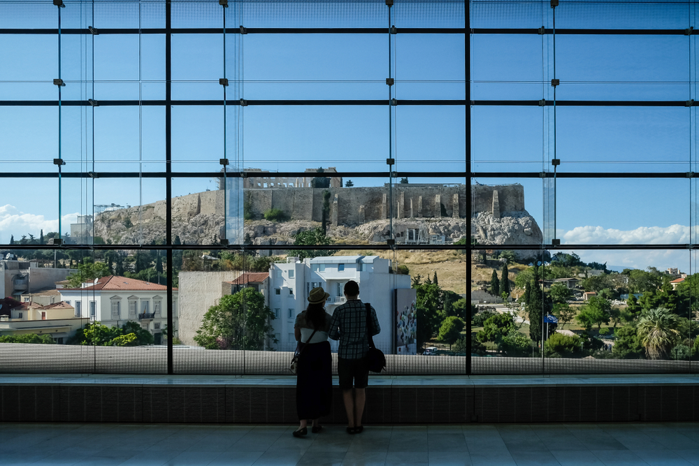 Музей Акрополя: первый юбилей и открытие подземной экспозиции