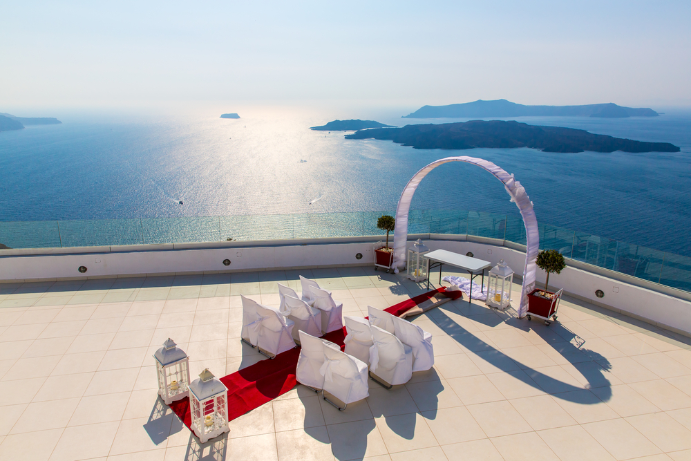 6 reasons to organize a wedding in Greece
