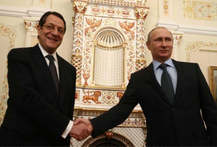 Перспективы российско-кипрских отношений. Путин ждет Анастасиадиса в Москве.