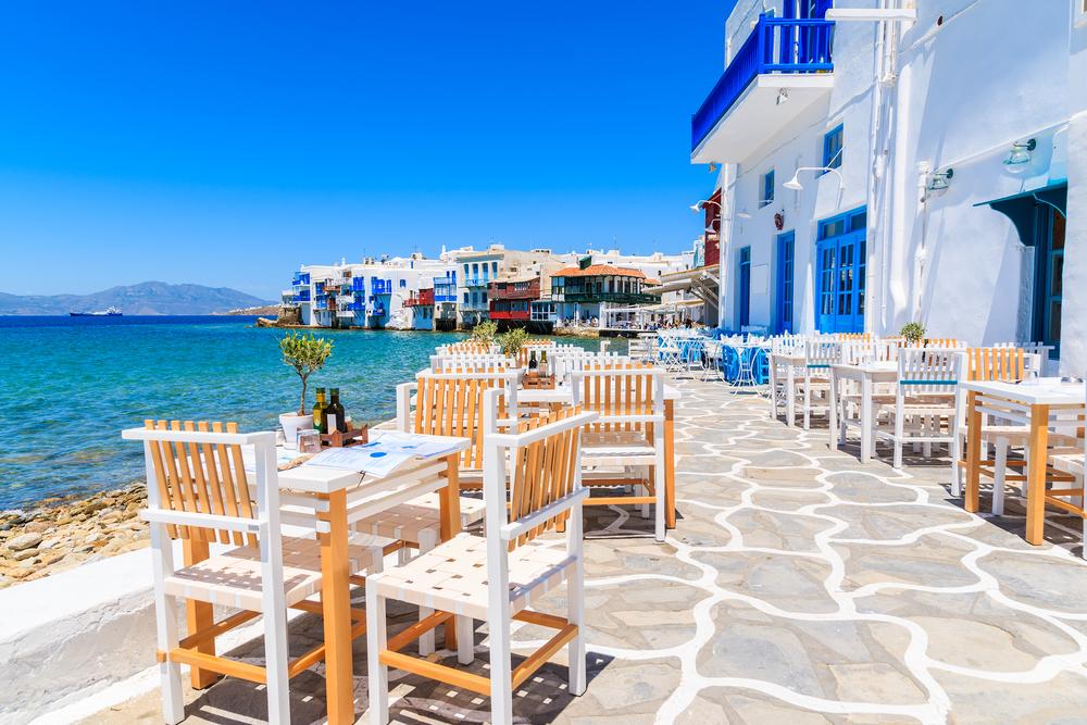 Шорт-лист ресторанов для вкусного путешествия по Миконосу