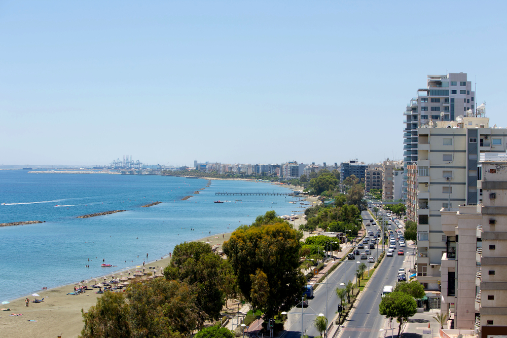 Cyprus real estate has risen in price by 8.7%