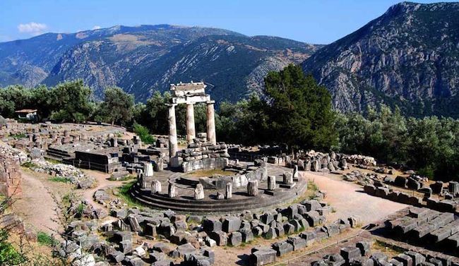 From Delphi to Google: Ancient Oracle to Modern Day Search Engines