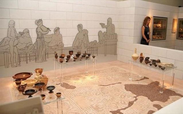 Archaeological Treasures from Amvrakia on Display at Arta Museum