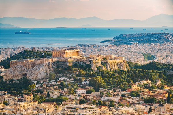 Athens and Thessaloniki Expect Big Transformations
