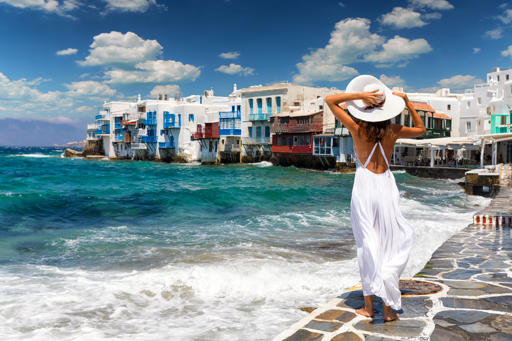 Greece is the best choice for buying the luxury real estate for recreation