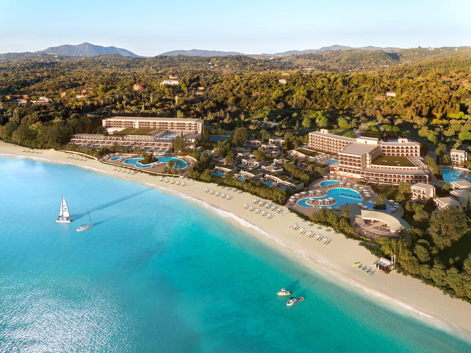 Понад 200 п'ятизіркових готелів з'явилося в Греції за період реформ