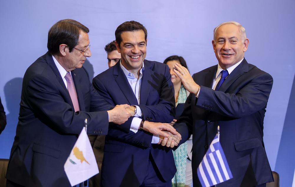 Греція, Ізраїль і Кіпр візьмуть участь у саміті