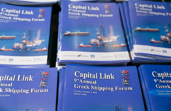 Greek Shipping Dominates Capital Link Forum in Athens