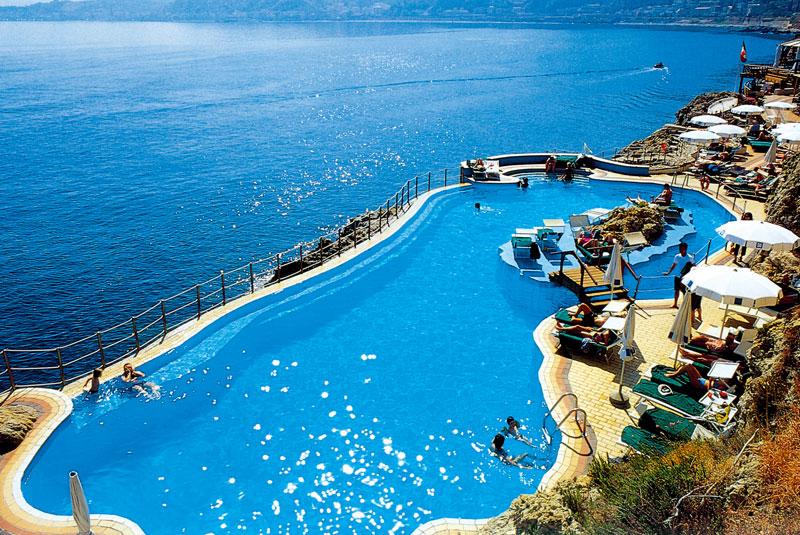 Остров Наксос в Эгейском море